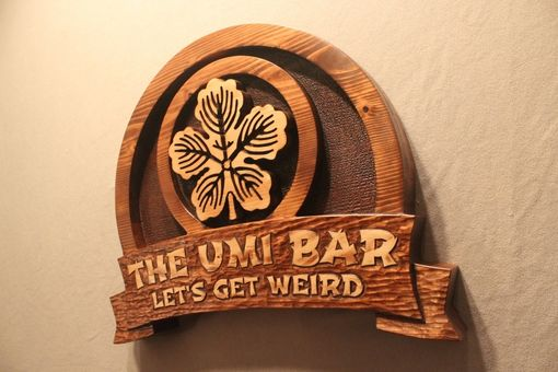 Custom Made Carved Wood Signs, 3d Signs, Custom Wood Signs For Home And Business