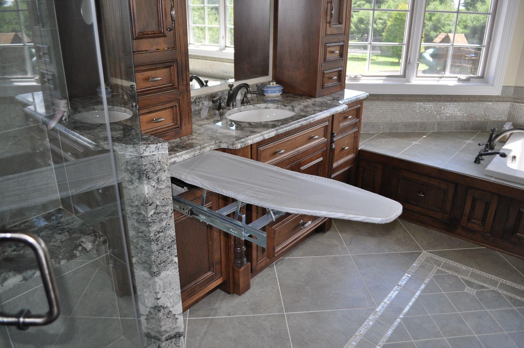 Custom Made Infinity Mirror Bathroom