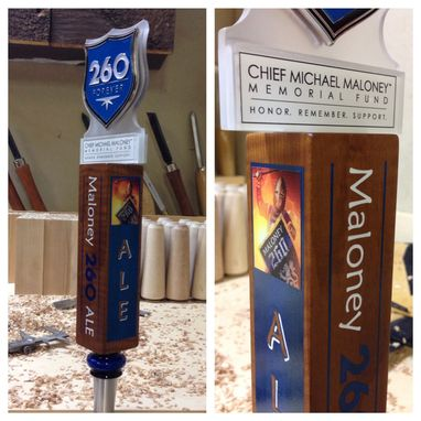 Custom Made Custom Beer Tap Handle