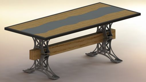 Custom Made Dining/Conference Table