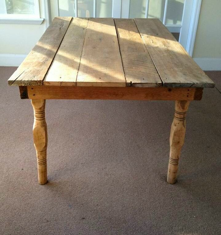 handmade farm table handmade farm table by ausden inc custommade 2305