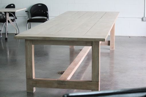 Custom Made Custom 12ft Farm Table
