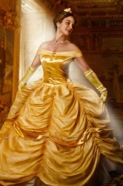 Custom Made Belle Version I Adult Costume Dress Gown Beauty And The Beast