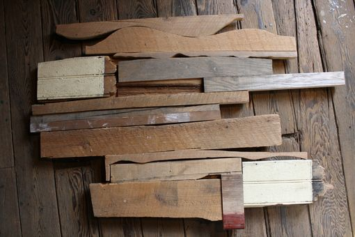 Custom Made Reclaimed Wood Wall Hanging