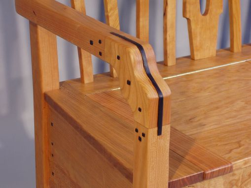 Custom Made Reproduction Bench
