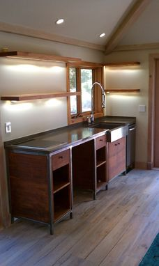 Custom Made Cabinetry/Shelving