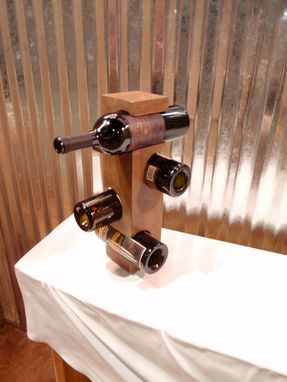 Custom Made Beacon Hill Wine Rack From The Urban Loft Line
