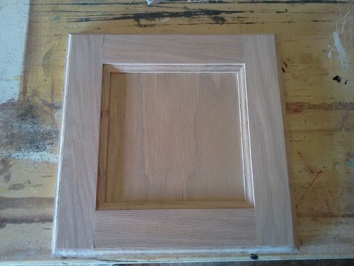 Custom Made Flat Panel Door