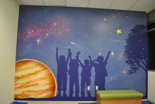 Custom Made Murals