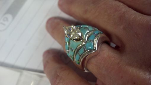 Custom Made Re Vamp Barbara's Ring
