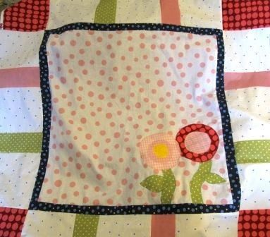 Custom Made Baby Or Toddler Quilt - Custom Made