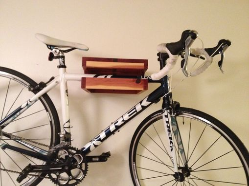 Custom Made Bike Shelf