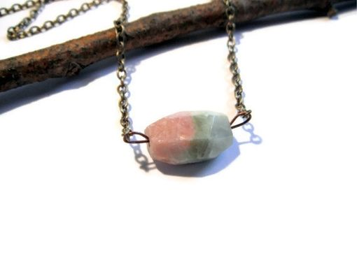 Custom Made Multi Tourmaline Necklace - Mystery Necklace