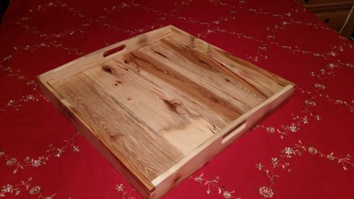 Custom Made Ottaman Tray
