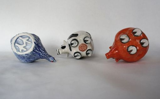 Custom Made Animal Shaped Shot Glasses