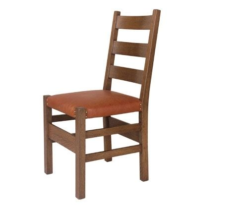 Hand Made G Stickley Dining Chair by RB Woodworking | CustomMade.com