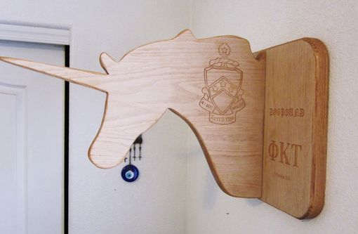 Custom Made Fraternity Paddle