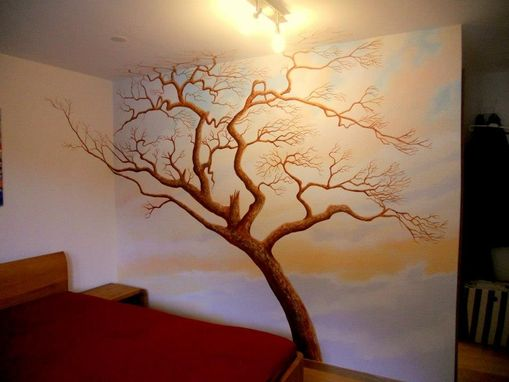 Custom Made Fig Tree Painting