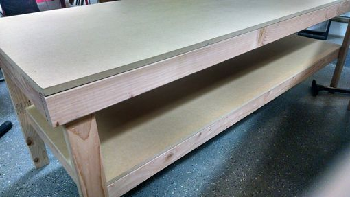 Custom Made Workbench - Made To Order