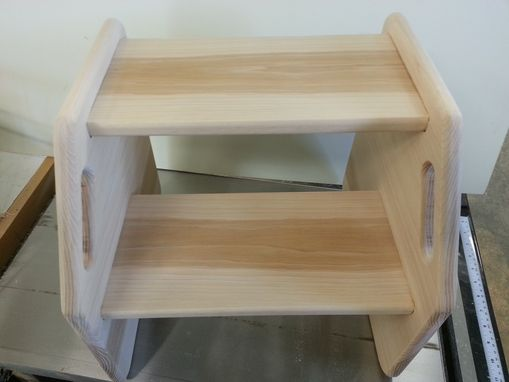 Custom Made Kitchen Step Stool