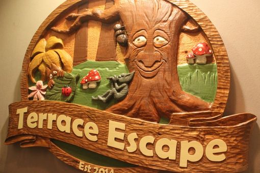 Custom Made Custom Wood Signs | Carved Wooden Signs | Handmade Signs | Hand Crafted Signs