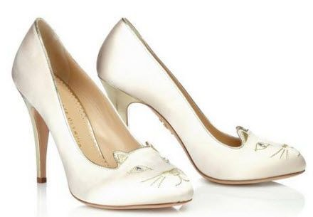 Custom Made Wedding Shoes
