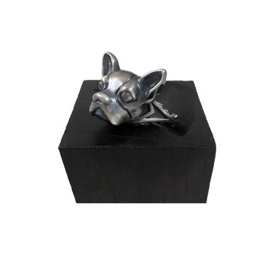 Custom Made Boston Terrier Ring