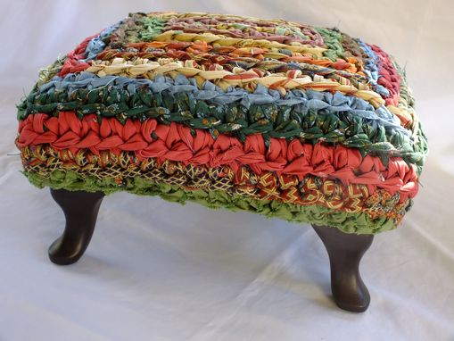 Custom Made Autumn 2012 Footstool