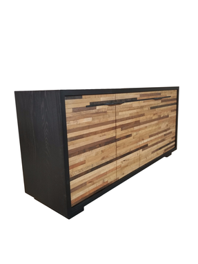 Custom Made Modern Office Sideboard