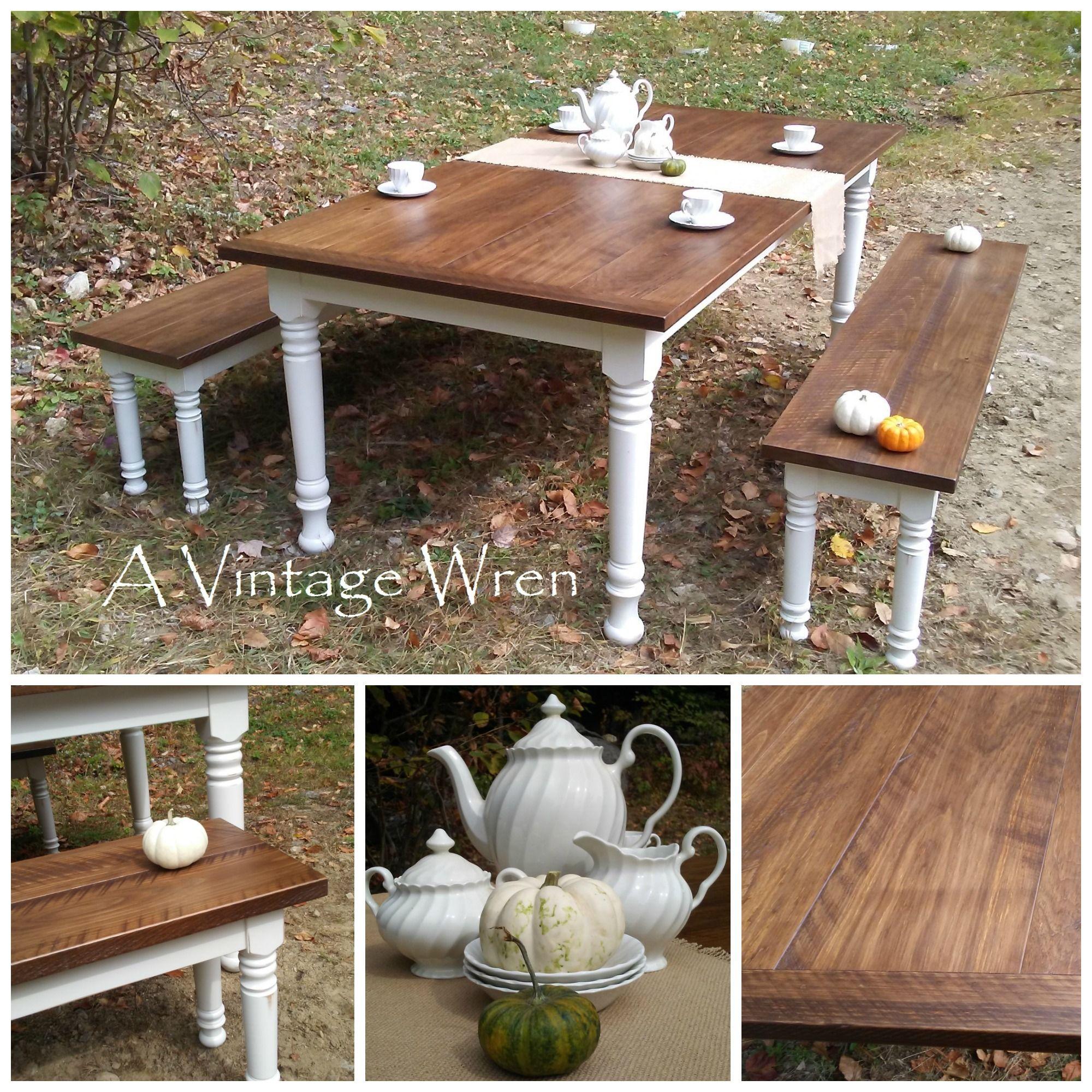 Handmade Farm Tables Harvest Tables Farmhouse Style