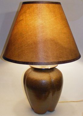 Custom Made Electric Table Lamps