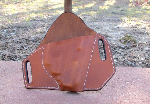 Custom Made Leather Holster For A Sig Sauer P938 W/Laser