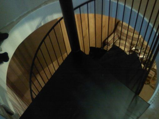 Custom Made Spiral Stair