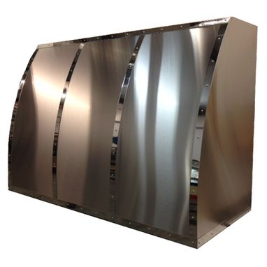 Custom Made Stainless Steel Range Hood S6