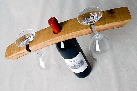 Custom Made Wine Butler