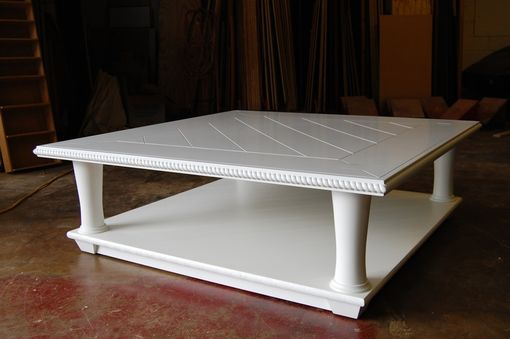 Custom Made Annapolis Coffee Table