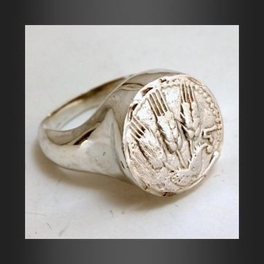 Custom Made Agripa Signet Ring