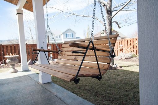 Custom Made Residential Porch Swing