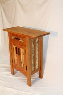 Custom Made Accent Cabinet