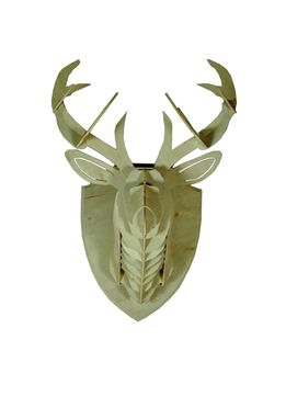 Custom Made Deer Head