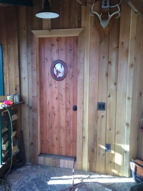 Custom Made Custom Rustic Doors