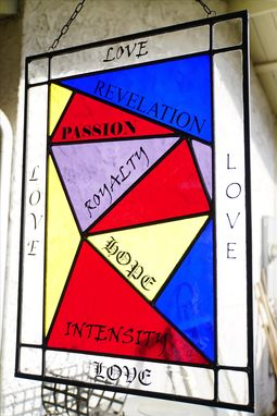Custom Made Stained Glass Windows