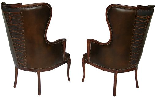 Custom Made Steampunk Corset Chairs (2)
