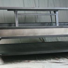 Excellent Industrial Coffee Tables Custommade Com Creativecarmelina Interior Chair Design Creativecarmelinacom