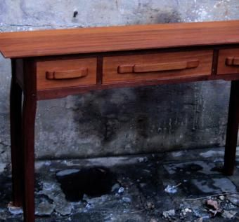 Custom Made Sappelle Writing Desk