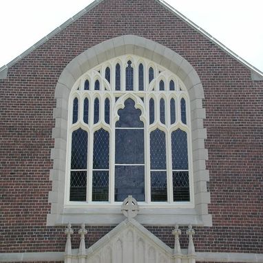Custom Made Grinnell College Herick Chapel Restoration