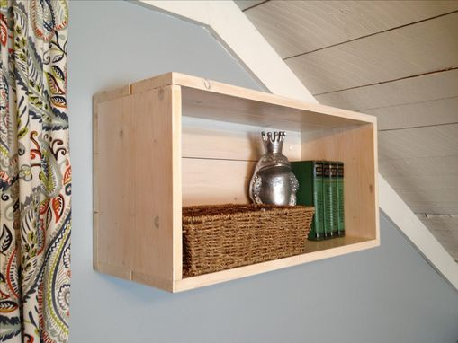 Custom Made Wooden Crates, Storage Boxes, Shelving.