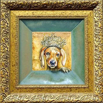 Custom Made Dog Portrait Cat Portrait Pet Portrait