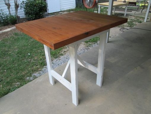 Custom Made Kristin's Kitchen Table