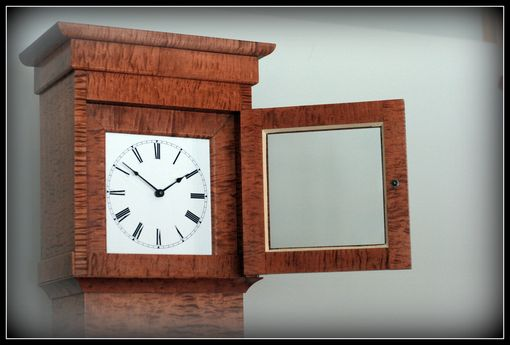 Custom Made Shaker Tall Clock
